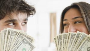 What to do when your partner is bad with money?
